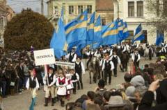 UDMR plateste, dintr-un fond de solidaritate, amenzile primarilor maghiari care nu dau jos steagul secuiesc