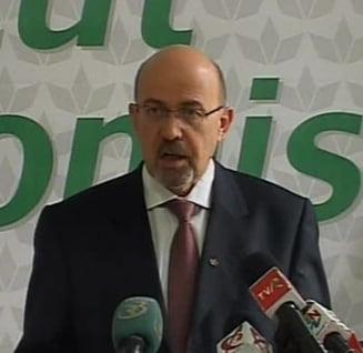 UDMR sustine un guvern de uniune nationala, dar cu Iohannis premier