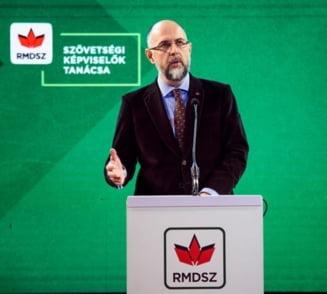 UDMR va avea propriul candidat la alegerile prezidentiale