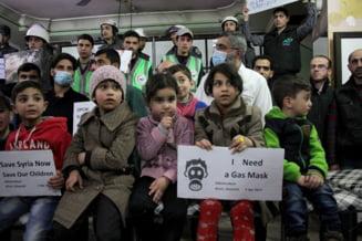UE a prelungit sanctiunile pentru Siria inca un an: 259 de persoane si 67 de entitati sunt supuse interdictiilor
