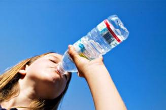 UE decide: Apa nu previne deshidratarea