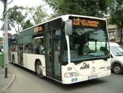 """UE propune """"cutii negre"""" pentru autobuze si taxiuri"""