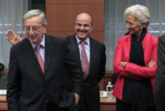 "UE si FMI nu se inteleg in privinta Greciei. Va ""renaste"" criza?"