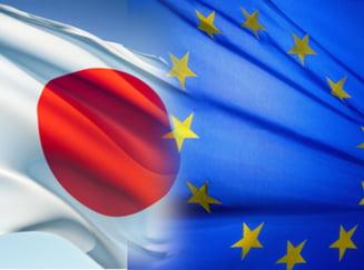 UE si Japonia negociaza anularea taxelor vamale
