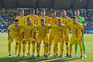 UEFA a ales jucatorul meciului Romania - Croatia