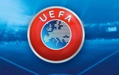 UEFA a amanat un meci din Europa League