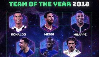 UEFA a anuntat cea mai buna echipa din 2018