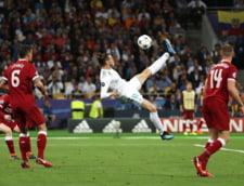 UEFA a decis golul sezonului in Champions League. Surprinzator, golurile din foarfeca ale lui Ronaldo si Bale nu au fost alese (Video)