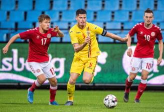 UEFA a decis sa reprogrameze partida dintre Romania si Danemarca, din preliminarile pentru EURO Under 21