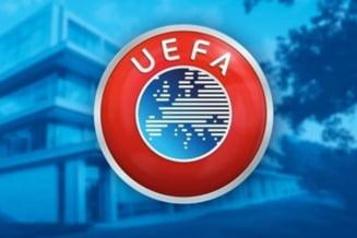 UEFA a exclus o echipa importanta din cupele europene