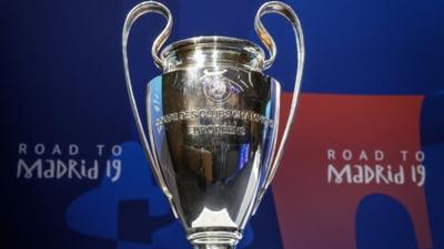 UEFA a pus la cale ultimul plan pentru disputarea Champions League. In ce luna vor avea loc toate partidele