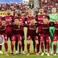UEFA a schimbat ziua meciului Steaua Roşie Belgrad - CFR Cluj