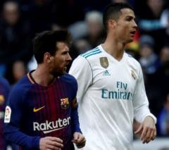 """UEFA anunta ca Messi, Ronaldo si Van Dijk se lupta pentru titlul de """"jucatorul anului"""""""