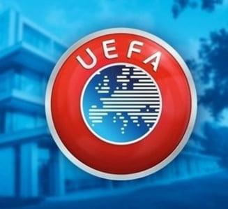 UEFA anunta sanctiuni drastice dupa meciurile din cupele europene