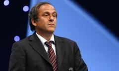 UEFA anunta sanctiuni drastice incepand cu 2012