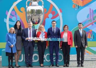 UEFA incepe sa-si piarda rabdarea cu Romania, in cazul organizarii EURO 2020