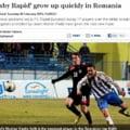 """UEFA lauda strategia lui Copos! """"Baby Rapid"""" creste repede"""