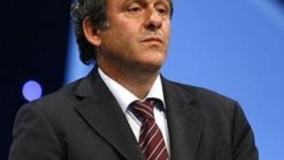 UEFA regreta ca Ucraina va gazdui Campionatul European din 2012!