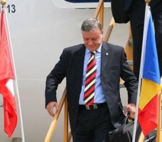 UEFA se implica in ancheta DNA. Sandu, aparat de prietenul Platini?