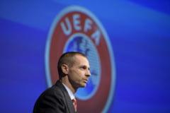 """UEFA trage un semnal de alarma: """"Sanctiunea minima o reprezinta inchiderea partiala a stadionului"""""""