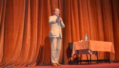 ULTIMA ORA: Dan Puric va veni la Focsani pe 6 august si va sustine un moment artistic de pantomima, teatru si dans