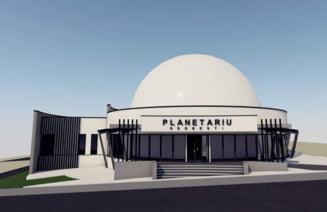 ULTIMA ORA! FOTO! Orasul Odobesti va avea un Planetariu UNIC in Romania si o plaja artificiala de 4 mii de metri patrati