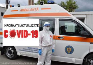 ULTIMA ORA! Odobesti si Soveja, cu rata de infectare peste 4. Opt localitati din Vrancea sunt in scenariul rosu. Situatia pentru intregul judet