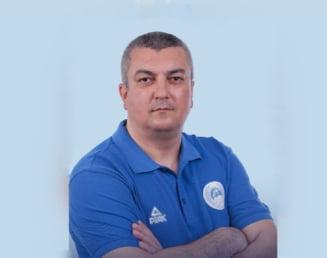 ULTIMA ORA! Profesorul Marius Batog este noul director interimar al CSM Focsani 2007!