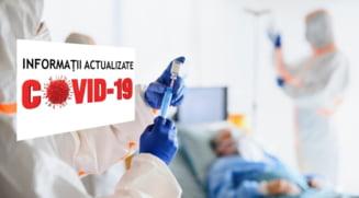 ULTIMA ORA! Un barbat din Golesti, infectat cu coronavirus si cu probleme de sanatate, a murit in sectia de Boli Infectioase a Spitalului Judetean