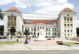 UMF Iasi ataca ordonanta prin care se ia valuta de la universitati: E o politica haiduceasca!