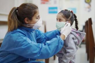 UNICEF lanseaza un apel la donatii de 1,6 miliarde de dolari pentru copiii afectati de pandemie