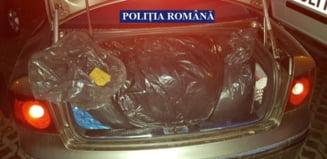 UPDATE - Perchezitii la contrabandisti de tutun (FOTO)
