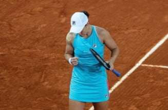 """UPDATE - Turneul de la Madrid: cine e """"regina zgurii"""". S-a terminat meciul asteptat cu sufletul la gura. Cum arata primele doua """"sferturi"""""""