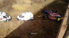 UPDATE: ACCIDENT grav in comuna Ozun