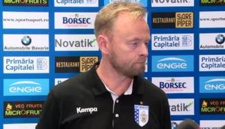 UPDATE. Magnus Johansson, DEMIS!!! Cine asigura interimatul?!...