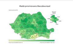 UPDATE: REZULTATE BACALAUREAT 2015: Suceava, cea mai mica rata de promovare din Moldova: 68,6%