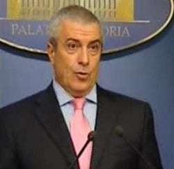 UPDATE: Tariceanu a gasit solutia: campanie publicitara in Italia