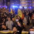 """UPDATE. VIDEO Protestul din Bucuresti: Au fost amendate peste 200 de persoane, 12 jandarmi au fost raniti. Prefectul Alin Stoica: """" Nu renuntam la restrictii"""""""