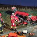 UPDATE Accident crâncen în Alba: o persoană a murit și două sunt grav rănite, după un impact violent pe DN1