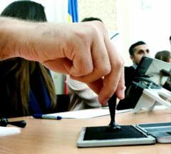 UPDATE Alegeri locale turul doi: Prezenta la urne record in comuna din Teleorman unde doi candidati au avut scor egal la primul tur