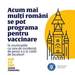 UPDATE Arhiepiscopia Timisoarei a cerut Ministerului Sanatatii sa modifice afisul pro-vaccinare in care apare reprezentata Catedrala Mitropolitana. Cum arata acum