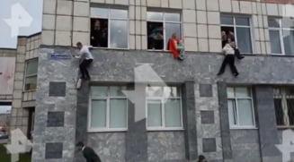 UPDATE Atac armat într-un campus universitar din Rusia. Mai multe persoane au fost ucise VIDEO