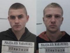 UPDATE Cei doi tineri ucraineni cercetati pentru trafic de migranti, evadati din arestul Politiei, au fost prinsi