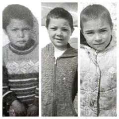 UPDATE Cei trei copii disparuti joi dimineata de acasa in Constanta au fost gasiti. Care este starea acestora