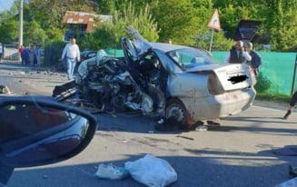 UPDATE Cinci persoane au murit in urma unui cumplit accident pe DN1, in zona Breaza FOTO