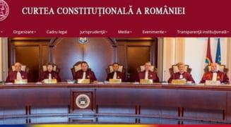 UPDATE Curtea Constitutionala a respins legea initiata de PSD pentru plafonarea dobanzilor la credite