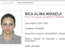 UPDATE Fosta sefa DIICOT, Alina Bica, arestata la domiciliu in Italia pana se judeca cererea de extradare in Romania