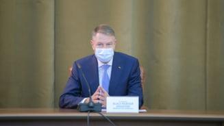 UPDATE Klaus Iohannis, dupa intalnirea cu Nicusor Dan: Mi-a prezentat solutiile pe care le vede si problemele. Reactia edilului