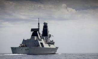 UPDATE Marea Britanie neaga informatia privind focurile de avertisment trase de Rusia asupra navei HMS Defender