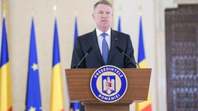 """UPDATE Noul ministru al Sanatatii, Ioana Mihaila, a depus juramantul. Presedintele Iohannis: """"Va avea enorm de multe probleme de rezolvat"""" VIDEO"""